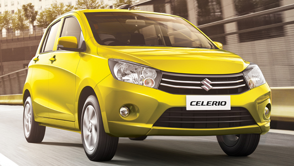 Maruti Suzuki Celerio is the first car to offer affordable automatic transmission in India