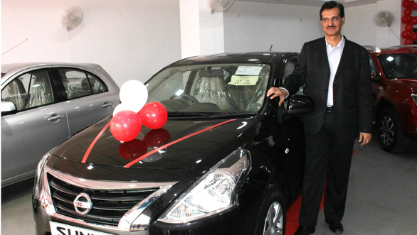 Nissan Guwahati Arun Malhotra, MD Nissan Motors India Pvt. Ltd