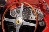 1957 Ferrari 335 Sport Scaglietti instrument cluster
